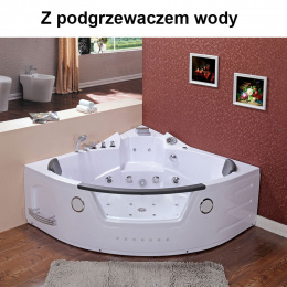 Wanna SPA z hydromasażem Orino 632H 157x157