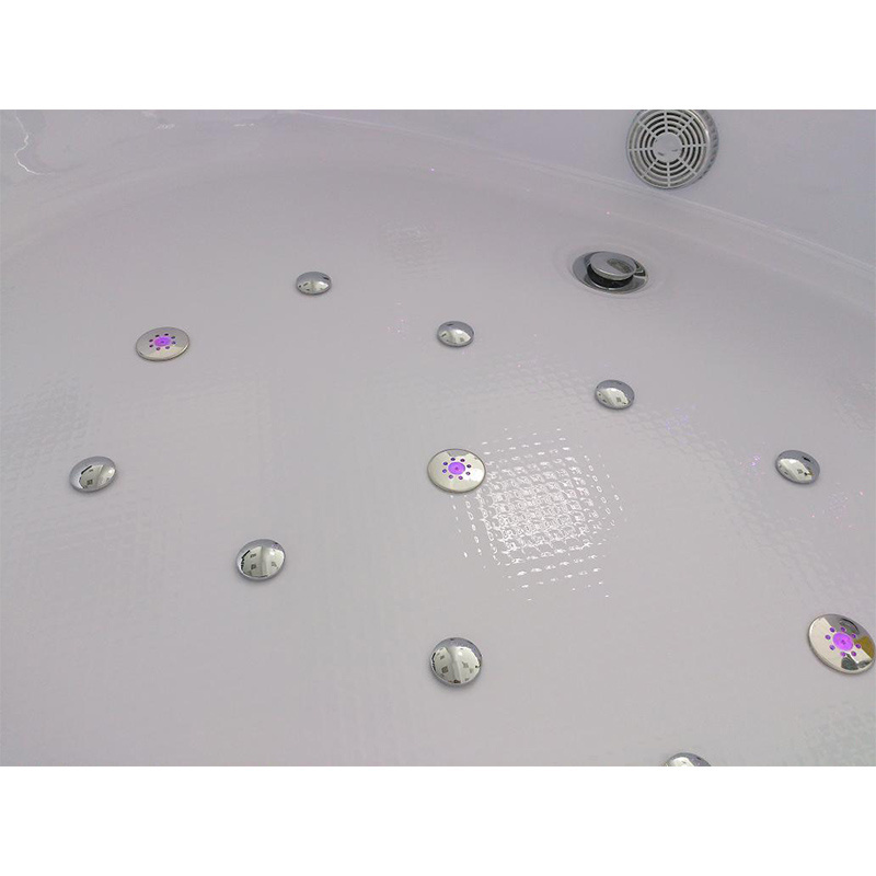 Wanna SPA z hydromasażem Sicilia 678AH 140x140