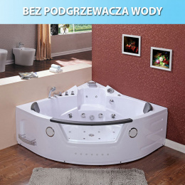 Wanna SPA z hydromasażem Orino 632 157x157